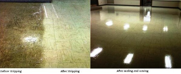 We can make your neglected floors look new again!